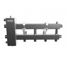 BMSS-100-3D (до 100 кВт, подкл. котла G 1¼″, 2+1 контура G 1″, инверсное подключение)